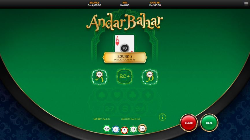 Ultimate Guide in Playing Andar Bahar for Real and Big Money