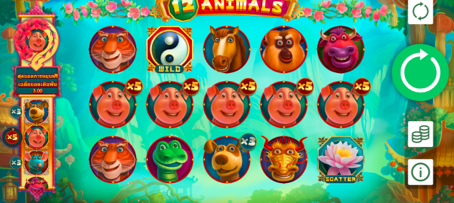Go Wild and Win Big in 5 Animal-Themed Slot Games at Happyluke