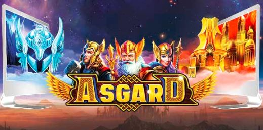 Asgard online slot game