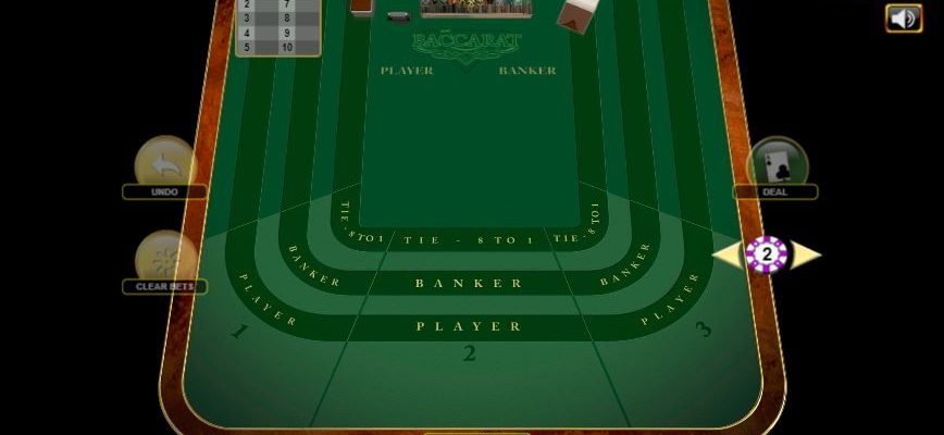 Where to Play Baccarat for Real Money in 2019