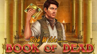 Book of Dead slot game Happyluke