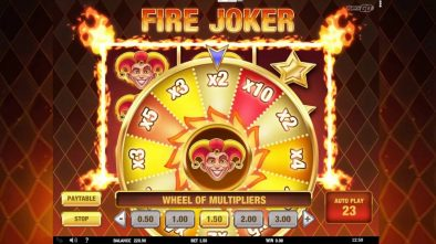 fire joker slot game Happyluke