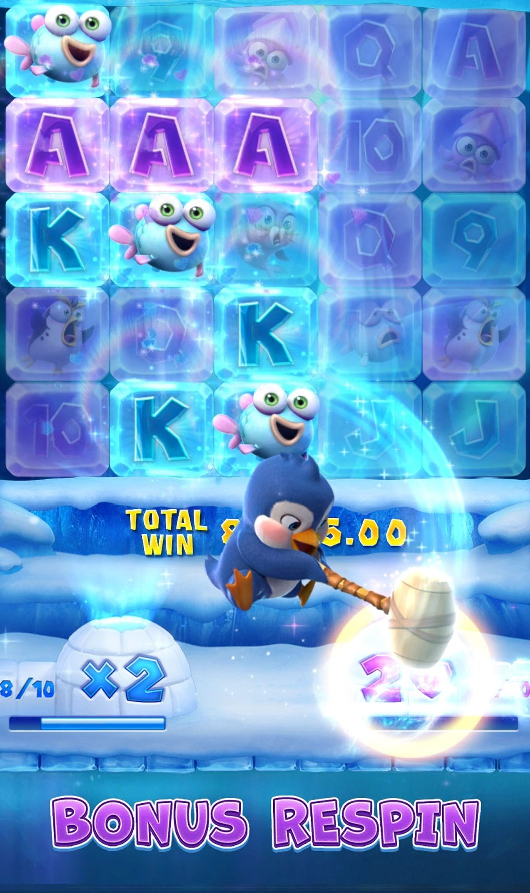 Immerse Yourself Into a World of Ice by Playing These 5 Artic-Themed Slot Games