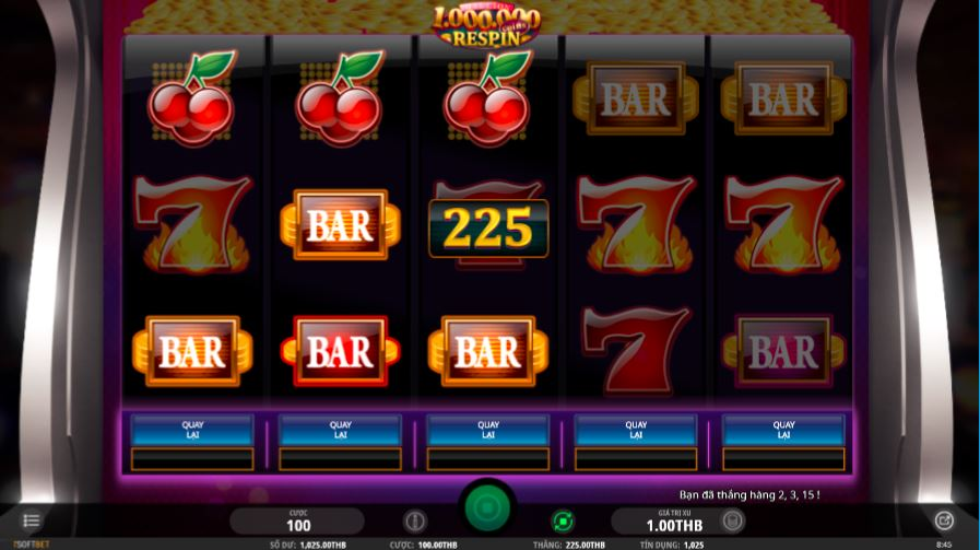 Million Coins Respin Slot Review: Find Out How to Win The Jackpot That Can Pay Up to A Million
