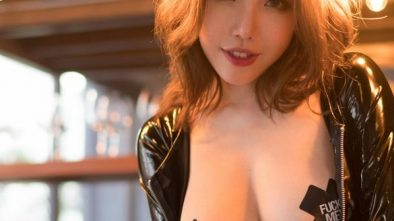 Huang Le Ran sexy photos