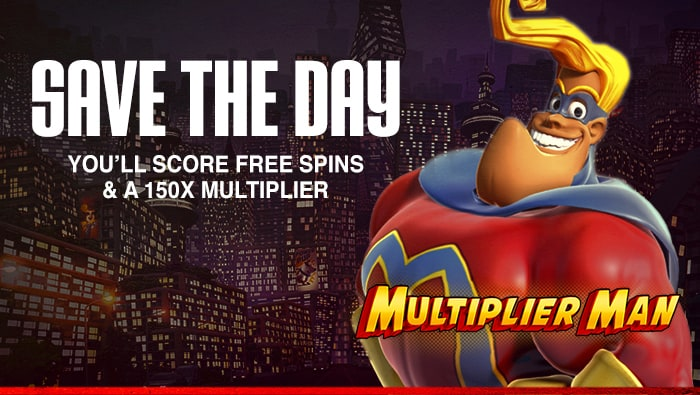 multiplier man slot game Happyluke
