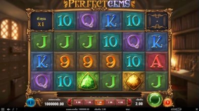 Play Perfect Gems Slot Games and Win Up to 5,000x Your Stake