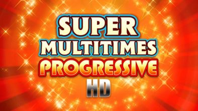 Play Super Multitimes Progressive slot game at Happyluke and win big!