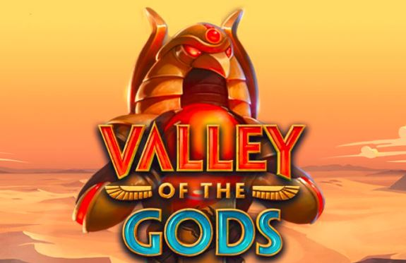 Valley of the Gods slot game. Play it now at Happyluke